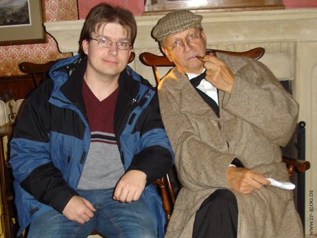 Impression 2: Sherlock Holmes und ich