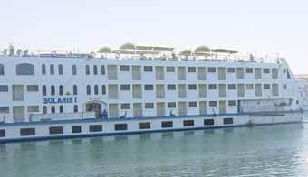 Flusskreuzfahrt auf dem Nil