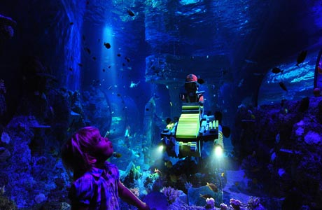 Legoland ATLANTIS by Sealife / Bild (c) by Legoland Deutschland