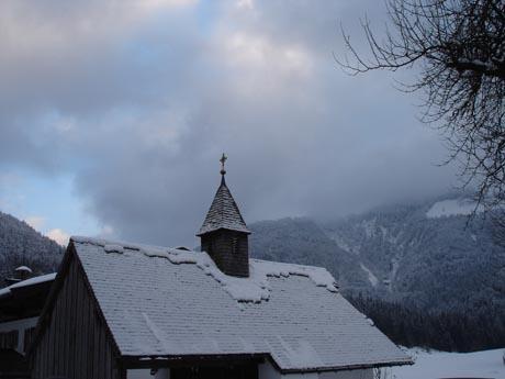 Schnee-Impression / Bild von Thorsten Reimnitz