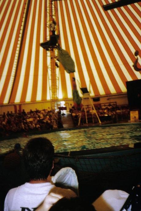Eine der letzten Aqua-Shows im EUROPA-PARK
