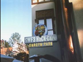 Das SWR3 Rock Café, als der SWR noch der SWF war.