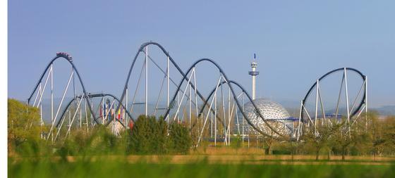 Der Silverstar - (c) by Europa-Park