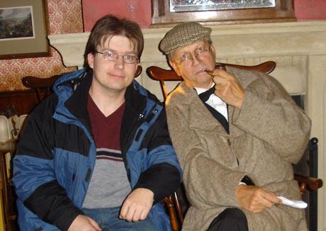 Sherlock Holmes und ich 2008