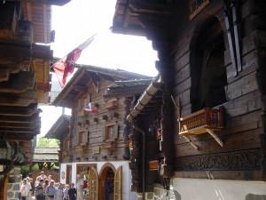 Das Schweizer Dorf