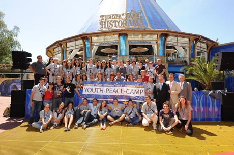 Youth Peace Camp 2010 / (c) by Europa-Park