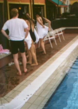 """Hotel """"El Andaluz"""", am Pool"""