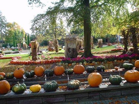 Halloween im Europa-Park.