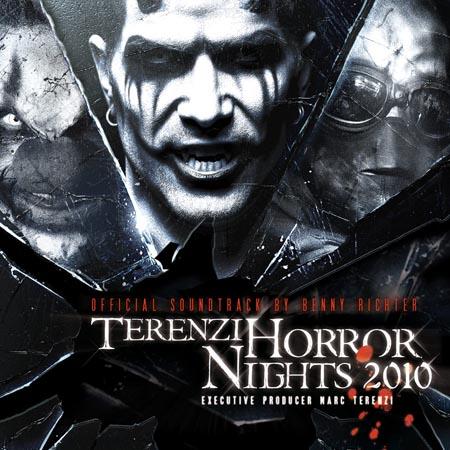 Terenzi Horror Nights 2010 - die CD