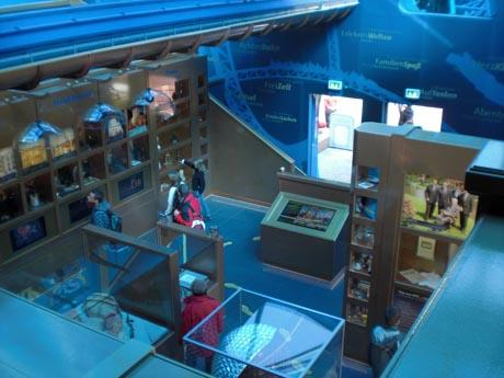 Das Museum im Historama