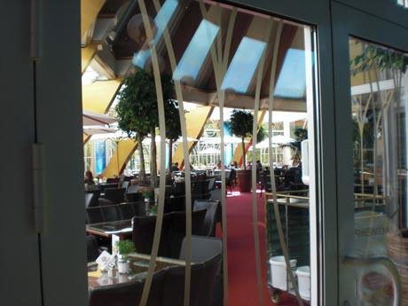 Das Generationen-Restaurant im Historama.