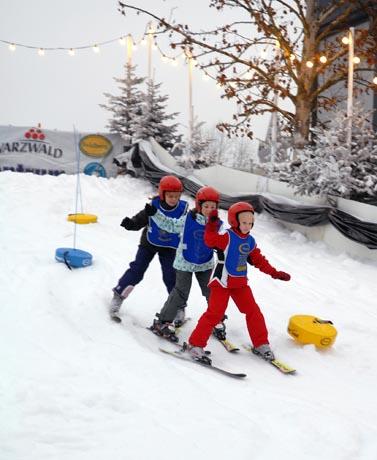 Kinderskischule im Europa-Park / (c) by Europa-Park