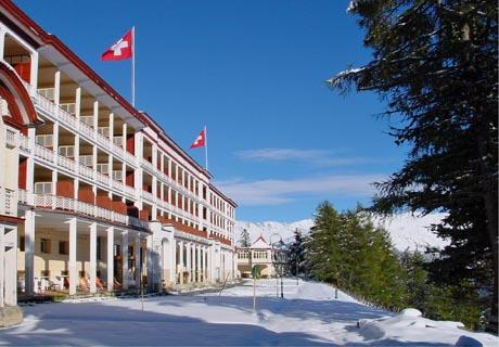 Hotel Schatzalp / (c) by www.schatzalp.ch