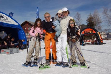 Familienangebote in Schweizer Skigebieten / (c) Stoos / Ivan Steiner