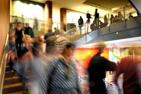 Publikumsmagnet: Auf einer Ausstellungsfläche von 1.200 Quadratmetern über drei Etagen widmet sich die Kunsthalle Bielefeld der deutschen und internationalen Kunst des 20. und 21. Jahrhunderts. Foto: djd/Bielefeld Marketing
