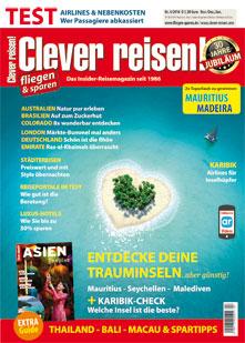 """10 Fluggesellschaften im """"Clever reisen!""""-Test"""