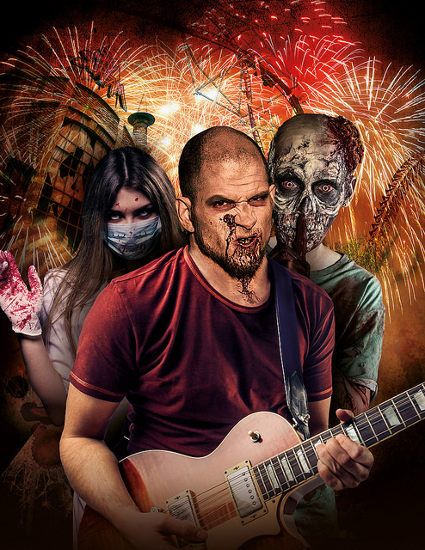 "Extra-gruselige Scare Zones und rockige Live Acts sind die Highlights der Eventreihe ""Rocking Halloween""  im Holiday Park - Bild: Holiday Park"