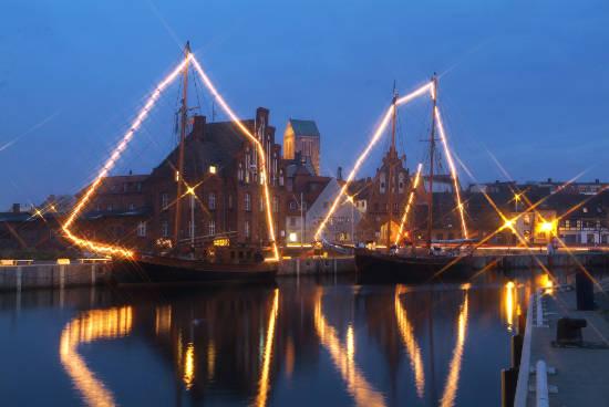 Seemannsweihnacht in Wismar, Foto: Volster