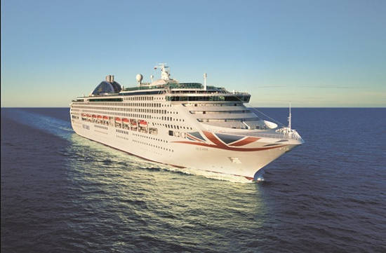 Bild: P&O Cruises