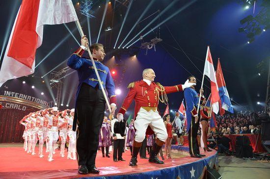 Das Festival International du Cirque de Monte-Carlo ist ein Zirkusevent der Superlative. Bild: Visit Monaco