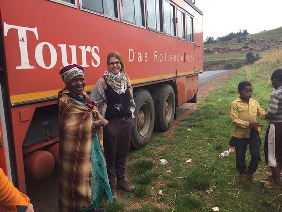 Rotel Tours unterwegs in Südafrika. Bild: Rotel Tours
