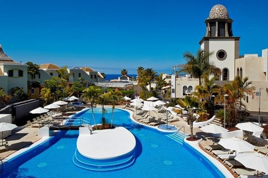 Aufregende Familienferien im Hotel Suite Villa María auf Teneriffa. Bild: Hotel Suite Villa María