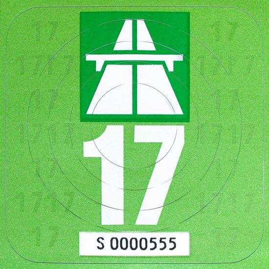 Die Autobahnvignette für die Schweiz. Quelle: ADAC