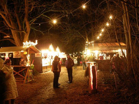 Der Bad Rappenauer Glühweinmarkt im Januar ist inzwischen bereits zur Tradition avanciert. Bild: bfs / BTB Bad Rappenauer