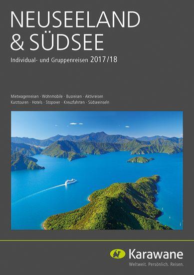 Der neue Katalog von Karawane Reisen umfasst auf 244 Seiten zahlreiche exklusive Reise-Angebote. Bild: Karawane Reisen