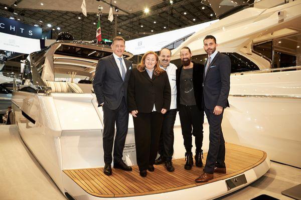"""Erfolgreicher Auftritt auf der """"boot"""" in Düsseldorf. Bild: Seven Pines Resort"""