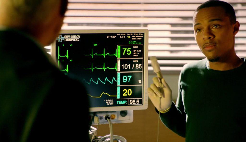 Ein Bildausschnitt aus CSI: CYBER 2.5 - (c) CBS