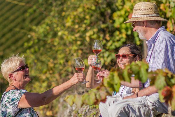 Das Württemberger Wein-Kultur-Festival findet vom 29. April bis zum 31. Mai 2017 statt. Foto: djd/Touristikgemeinschaft HeilbronnerLand/Neckar Zaber Tourismus