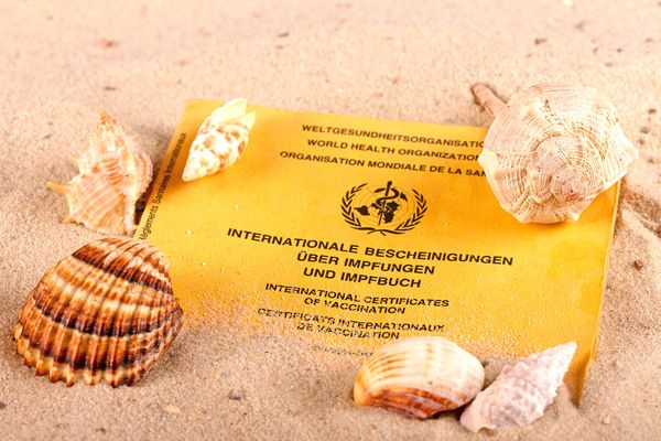 Neben dem Reisepass sollte auch der Impfpass vor Fernreisen auf Aktualität geprüft werden. Foto: djd/http://www.glaxosmithkline.de/ Yvonne Weis - Fotolia