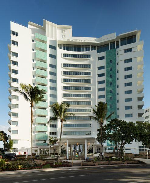 Faena Hotel, Miami Beach (USA) / Bild: Todd Eberle