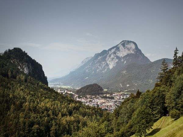 Blick auf Kufstein mit Pendling. Bild  (c) TVB Kufsteinerland