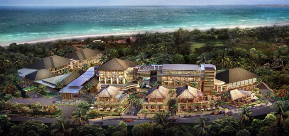 Mövenpick Resort & Spa Jimbaran auf Bali. Bild: primo pr / Mövenpick Hotels & Resorts