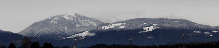 Die österreichischen Alpen. Bild: Thorsten Reimnitz