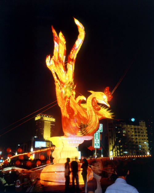 Laternenfest in Taiwan. Bild: Taiwan Tourism Bureau