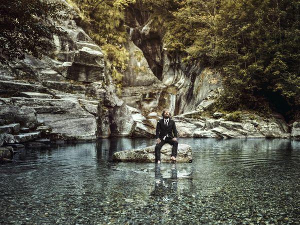 Die Natur will Dich zurück! Bild Copyright Schweiz Tourismus / Per Kasch