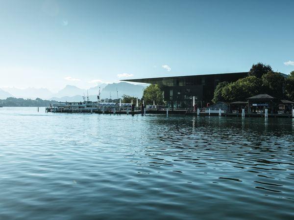 Das KKL Luzern. Bild (c) Schweiz Tourismus
