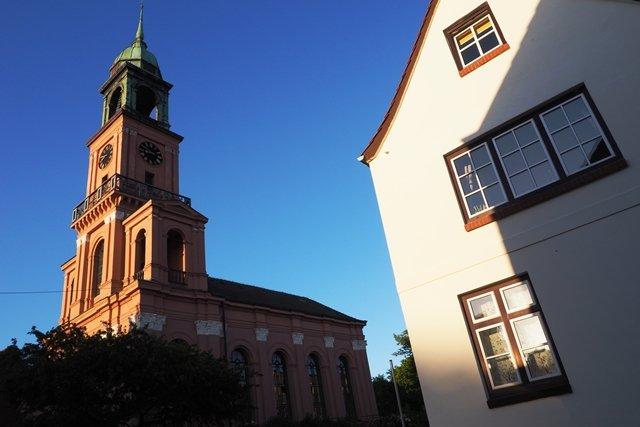Remonstrantenkirche - Bild (c) Touristinformation Friedrichstadt