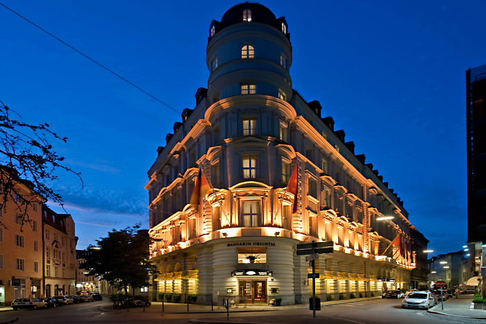 Mandarin Oriental, München - Bild © Mandarin Oriental Hotel Group