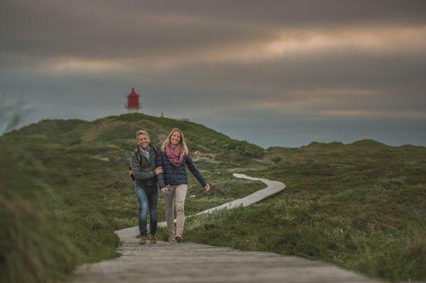 Glücksmomente an der Nordsee. Bild (c) Oliver Franke / www.nordseetourismus.de