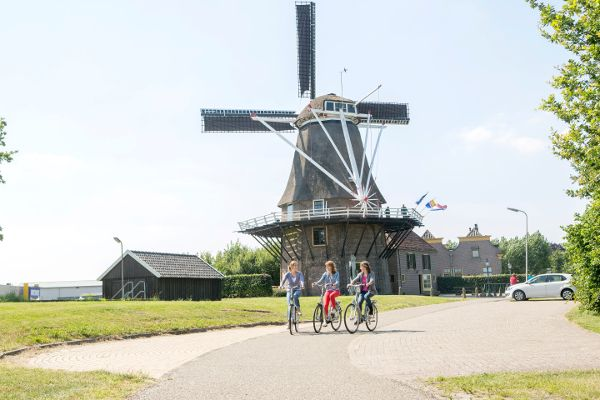 Radfahrer in Hasselt - Bild (c)  MarketingOost
