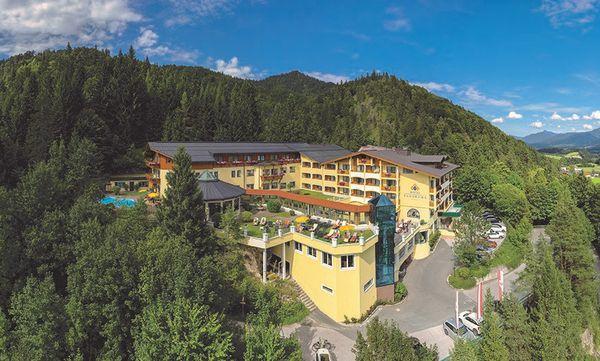 Das Hotel & Wellnessrefugium PANORAMA****s - Bild (c) Familie Münsterer - Die Verwöhnhotels