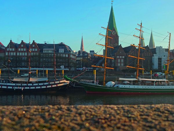 Foto: Ingrid Krause BTZ Bremer Touristik-Zentrale/akz-o