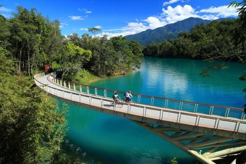 Radfahren in Taiwan - Bild (C) Taiwan Tourismusbüro