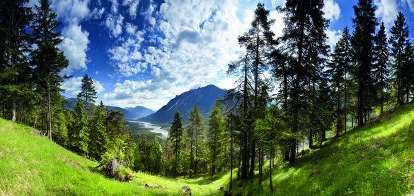 Naturparkregion LECHTAL REUTTE - Foto: Irene Ascher/akz-o