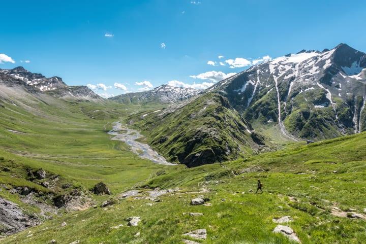 Die unberührte Greina-Hochebene. © Surselva Tourismus AG
