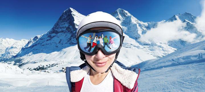 Winter macht Schule - Bild: Schweiz Tourismus